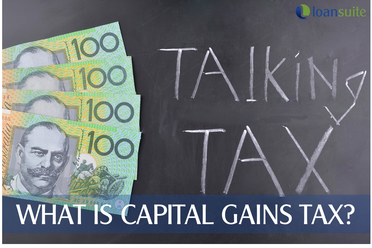 how to pay capital gains tax australia