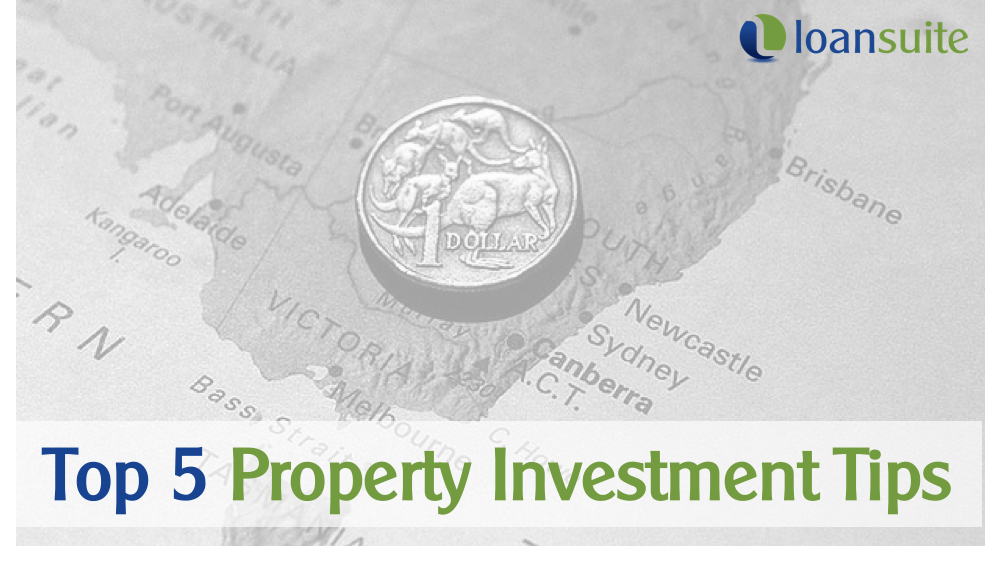 5 Top Tips for Investors Buying Australian Property
