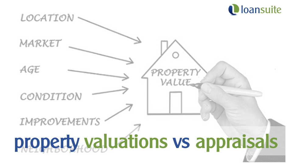 Property Valuations or Appraisals - LoanSuite - Lending & Home Loan Specialists to Aussie Residents and Expats