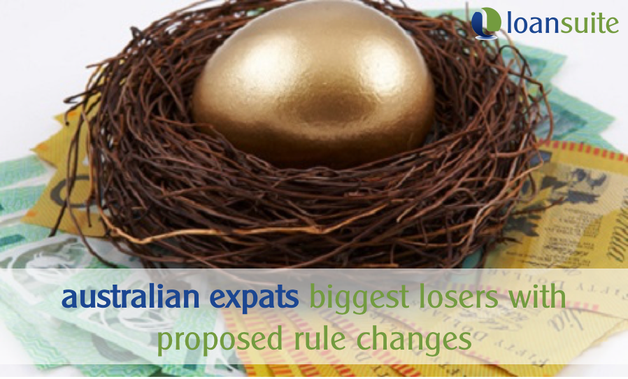 Australian Expat Property Owners to be the Biggest Losers - LoanSuite - Lending & Mortgage Specialists for Australian Expats in Singapore and Abroad