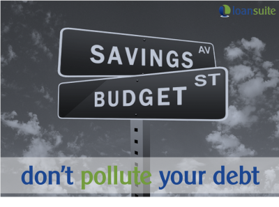 How to Avoid Debt Pollution - LoanSuite - Finance & Mortgage Specialists for Australian Expats