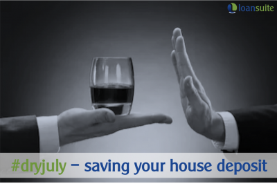 Saving For Your Deposit With Dry July Featured Image - Loansuite - Finance & Morgage Brokers for Australian Expats