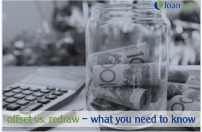 Offset vs. Redraw Strategies - Loansuite - Finance & Mortgage Brokers for Aussie Expats & Residents