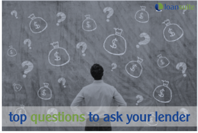 Top 8 Questions to Ask Your Lender - Loansuite - Mortgage Brokers for Australian Expats and Residents