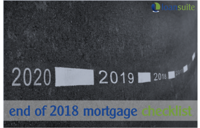 End of 2018 Mortgage Checklist - Loansuite - Mortgage Brokers for Australian Expats & Residents