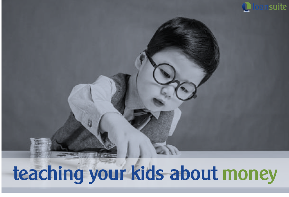 How To Teach Your Kids the Value of Money - Loansuite - Mortgage Brokers to Australian Expats