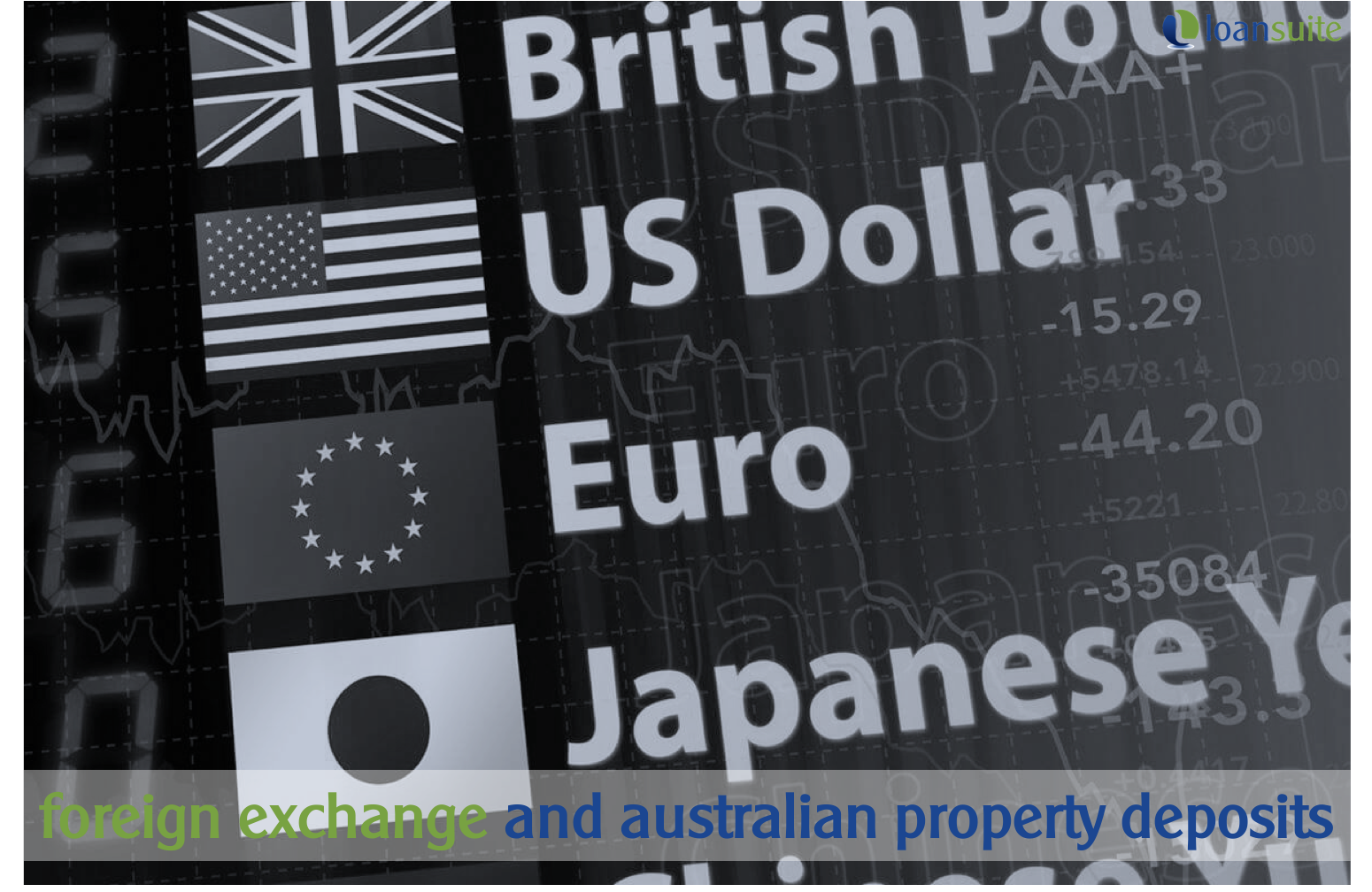 FX and Your Australian Property Deposit