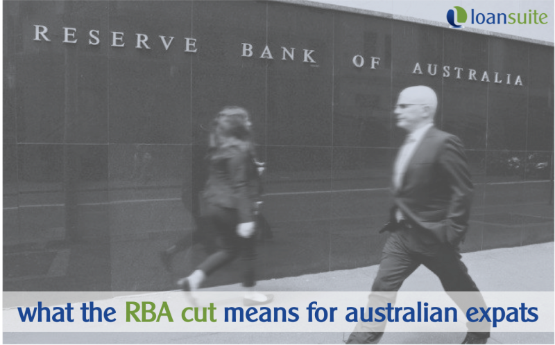 What The RBA Rate Cut Means for Australian Expats