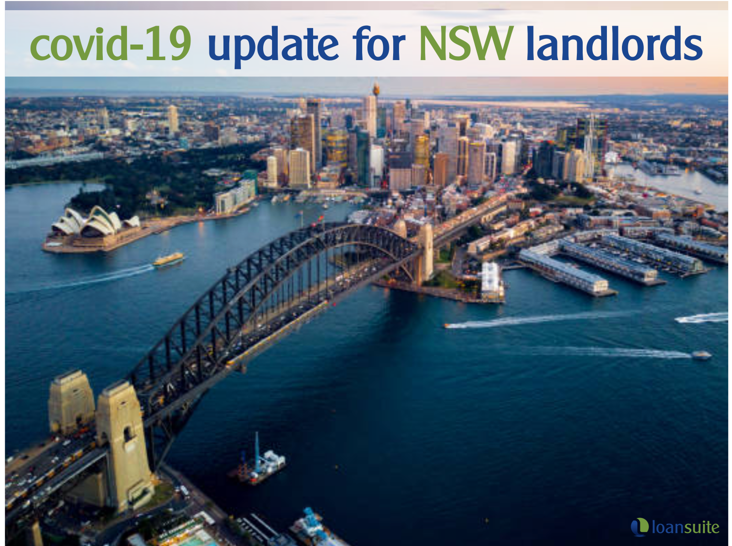 COVID-19 Update for NSW Landlords - Loansuite