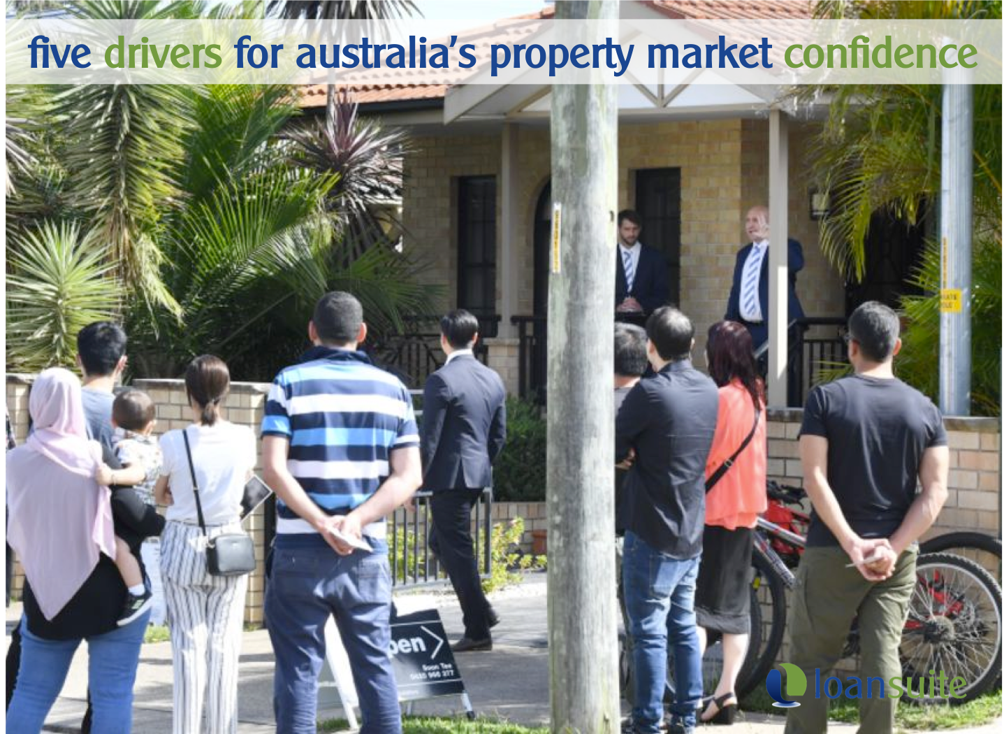 5 Key Reasons Australian Property Market Confidence is Booming - Loansuite - Mortgage Brokers