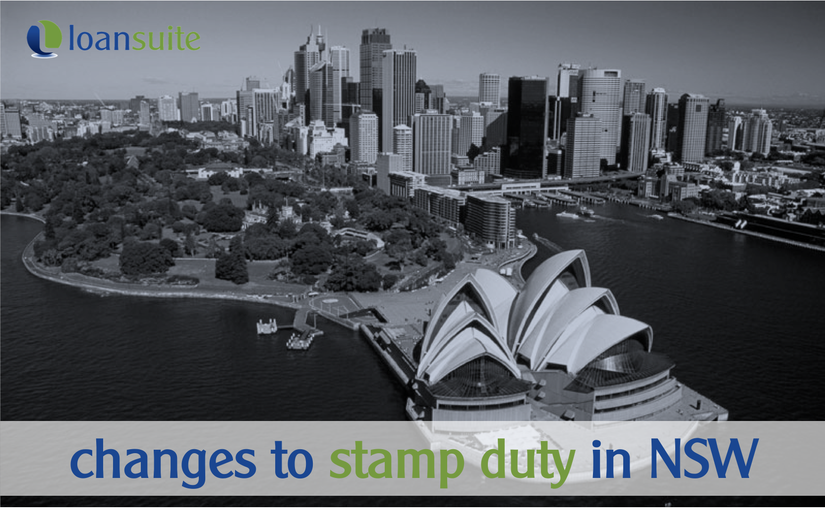 NSW Stamp Duty Changes - Loansuite - Mortgage Brokers