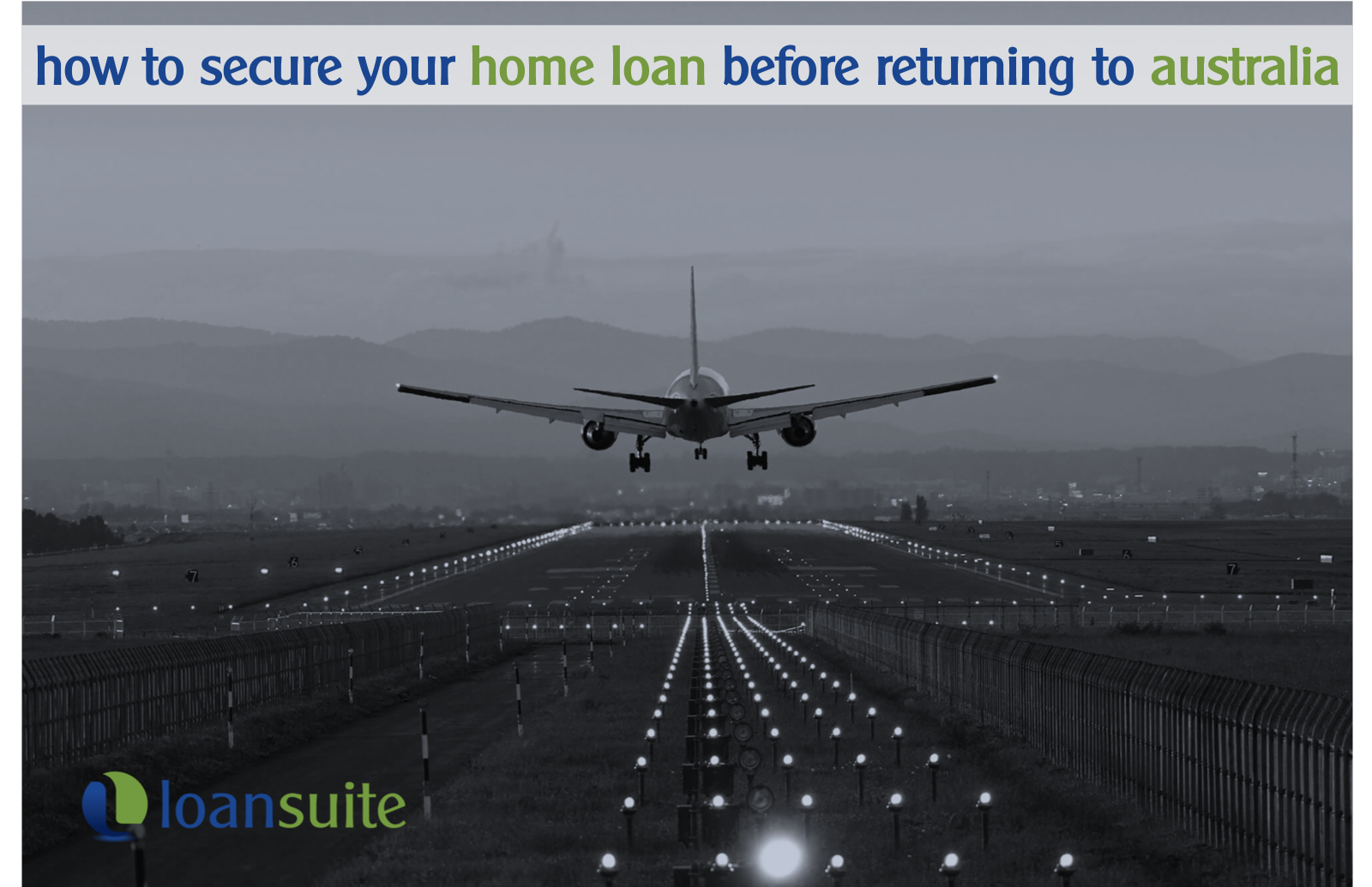 Can I Get a Home Loan Before Repatriating to Australia - Loansuite - Mortgage Brokers for Australian Expats