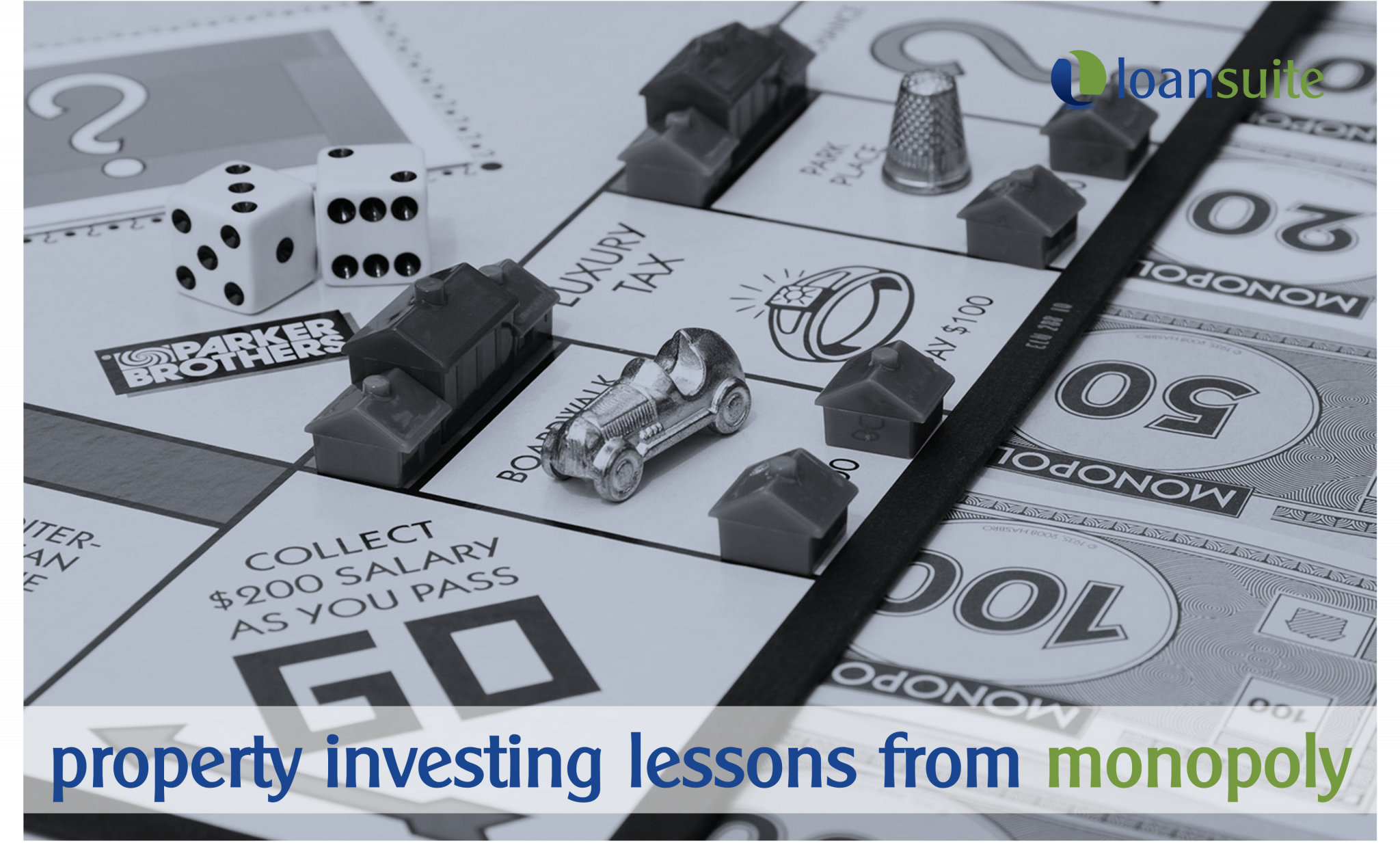 What Property Investors Can Learn from Monopoly - Loansuite - Mortgage Brokers for Australians and Australian Expats